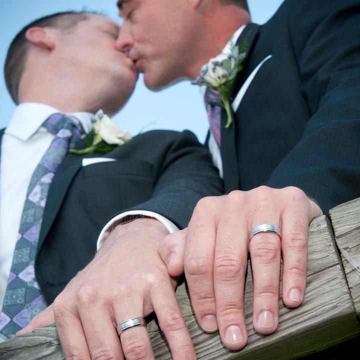 LGBTQ Friendly Wedding Photography